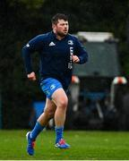 19 October 2020; Ciaran Parker during Leinster Rugby squad training at UCD in Dublin. Photo by Ramsey Cardy/Sportsfile