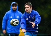 19 October 2020; Rowan Osborne during Leinster Rugby squad training at UCD in Dublin. Photo by Ramsey Cardy/Sportsfile