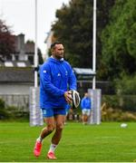 19 October 2020; Dave Kearney during Leinster Rugby squad training at UCD in Dublin. Photo by Ramsey Cardy/Sportsfile