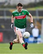 18 October 2020; Matthew Ruane of Mayo during the Allianz Football League Division 1 Round 6 match between Galway and Mayo at Tuam Stadium in Tuam, Galway. Photo by Ramsey Cardy/Sportsfile
