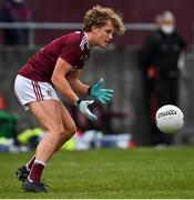 18 October 2020; Conor Campbell of Galway during the Allianz Football League Division 1 Round 6 match between Galway and Mayo at Tuam Stadium in Tuam, Galway. Photo by Ramsey Cardy/Sportsfile