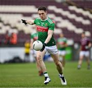 18 October 2020; Patrick Durcan of Mayo during the Allianz Football League Division 1 Round 6 match between Galway and Mayo at Tuam Stadium in Tuam, Galway. Photo by Ramsey Cardy/Sportsfile