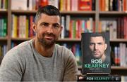 """21 October 2020; Former Leinster and Ireland rugby player Rob Kearney launching his autobiography """"No Hiding"""", published by Reach Sport. Photo by Ramsey Cardy/Sportsfile"""