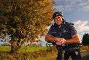 22 October 2020; Munster, Ireland and British & Irish Lions rugby legend John Hayes pictured at home on his farm in Cappamore, Co Limerick. John is an ambassador for Sport Ireland's' Your Personal Best' Month, a project aimed at encouraging men over 45 years old to become more physically active and engage in at least 30 minutes of moderate physical activity five days a week. Visit SportIreland.ie for details. Photo by Diarmuid Greene/Sportsfile