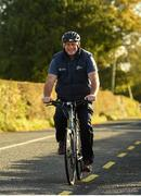 22 October 2020; Munster, Ireland and British & Irish Lions rugby legend John Hayes pictured near his home in Cappamore, Co Limerick. John is an ambassador for Sport Ireland's' Your Personal Best' Month, a project aimed at encouraging men over 45 years old to become more physically active and engage in at least 30 minutes of moderate physical activity five days a week. Visit SportIreland.ie for details. Photo by Diarmuid Greene/Sportsfile
