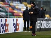 22 October 2020; Dundalk interim head coach Filippo Giovagnoli prior to the UEFA Europa League Group B match between Dundalk and Molde FK at Tallaght Stadium in Dublin. Photo by Ben McShane/Sportsfile