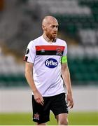22 October 2020; Chris Shields of Dundalk during the UEFA Europa League Group B match between Dundalk and Molde FK at Tallaght Stadium in Dublin. Photo by Seb Daly/Sportsfile
