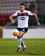 22 October 2020; Patrick McEleney of Dundalk during the UEFA Europa League Group B match between Dundalk and Molde FK at Tallaght Stadium in Dublin. Photo by Ben McShane/Sportsfile
