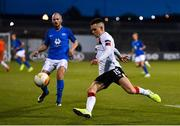 22 October 2020; Darragh Leahy of Dundalk during the UEFA Europa League Group B match between Dundalk and Molde FK at Tallaght Stadium in Dublin. Photo by Ben McShane/Sportsfile