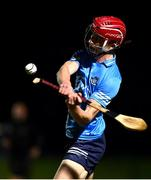 21 October 2020; Liam Murphy of Dublin during the Bord Gáis Energy Leinster GAA Hurling U20 Championship Round 1 match between Antrim and Dublin at Louth Centre of Excellence, Darver in Louth. Photo by Eóin Noonan/Sportsfile