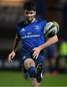 23 October 2020; Harry Byrne of Leinster during the Guinness PRO14 match between Leinster and Zebre at the RDS Arena in Dublin. Photo by Brendan Moran/Sportsfile