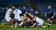 23 October 2020; Peter Dooley of Leinster during the Guinness PRO14 match between Leinster and Zebre at the RDS Arena in Dublin. Photo by Ramsey Cardy/Sportsfile