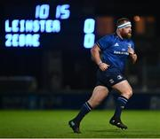 23 October 2020; Michael Bent of Leinster during the Guinness PRO14 match between Leinster and Zebre at the RDS Arena in Dublin. Photo by Ramsey Cardy/Sportsfile