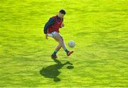 24 October 2020; Pádraig De Brún of Limerick warms up prior to the Allianz Football League Division 4 Round 7 match between Sligo and Limerick at Markievicz Park in Sligo. Photo by Harry Murphy/Sportsfile