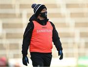 24 October 2020; Sligo manager Paul Taylor during the Allianz Football League Division 4 Round 7 match between Sligo and Limerick at Markievicz Park in Sligo. Photo by Harry Murphy/Sportsfile