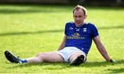 24 October 2020; A dejected Martin Reilly of Cavan after the Allianz Football League Division 2 Round 7 match between Cavan and Roscommon at Kingspan Breffni Park in Cavan. Photo by Daire Brennan/Sportsfile