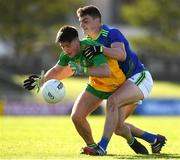 24 October 2020; Andrew McClean of Donegal in action against Sean O'Shea of Kerry during the Allianz Football League Division 1 Round 7 match between Kerry and Donegal at Austin Stack Park in Tralee, Kerry. Photo by Matt Browne/Sportsfile