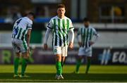 24 October 2020; Callum Thompson of Bray Wanderers following the SSE Airtricity League First Division match between Bray Wanderers and Galway United at Carlisle Grounds in Bray, Wicklow. Photo by Eóin Noonan/Sportsfile