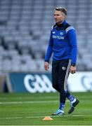 24 October 2020; Laois manager Eddie Brennan before the Leinster GAA Hurling Senior Championship Quarter-Final match between Laois and Dublin at Croke Park in Dublin. Photo by Piaras Ó Mídheach/Sportsfile