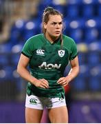 24 October 2020; Béibhinn Parsons of Ireland during the Women's Six Nations Rugby Championship match between Ireland and Italy at Energia Park in Dublin. Due to current restrictions laid down by the Irish government to prevent the spread of coronavirus and to adhere to social distancing regulations, all sports events in Ireland are currently held behind closed doors. Photo by Ramsey Cardy/Sportsfile