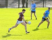 25 October 2020; Shane Walsh of Galway during the Allianz Football League Division 1 Round 7 match between Galway and Dublin at Pearse Stadium in Galway. Photo by Ramsey Cardy/Sportsfile