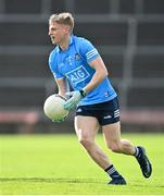 25 October 2020; Cian Murphy of Dublin during the Allianz Football League Division 1 Round 7 match between Galway and Dublin at Pearse Stadium in Galway. Photo by Ramsey Cardy/Sportsfile