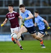 25 October 2020; John Small of Dublin during the Allianz Football League Division 1 Round 7 match between Galway and Dublin at Pearse Stadium in Galway. Photo by Ramsey Cardy/Sportsfile