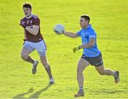 25 October 2020; Cormac Costello of Dublin during the Allianz Football League Division 1 Round 7 match between Galway and Dublin at Pearse Stadium in Galway. Photo by Ramsey Cardy/Sportsfile
