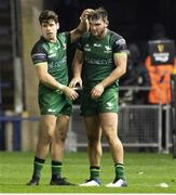 25 October 2020; Alex Wootton and Tom Daly of Connacht following the Guinness PRO14 match between Edinburgh and Connacht at BT Murrayfield in Edinburgh, Scotland. Photo by Paul Devlin/Sportsfile