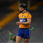 25 October 2020; Tony Kelly of Clare during the Munster GAA Hurling Senior Championship Quarter-Final match between Limerick and Clare at Semple Stadium in Thurles, Tipperary. This game also doubles up as the Allianz Hurling League Division 1 Final as the GAA season was shortened due to the coronavirus pandemic and both teams had qualified for the final. Photo by Ray McManus/Sportsfile