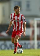 24 October 2020; Lewis Banks of Sligo Rovers during the SSE Airtricity League Premier Division match between Sligo Rovers and Cork City at The Showgrounds in Sligo. Photo by Harry Murphy/Sportsfile