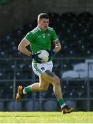 24 October 2020; Iain Corbett of Limerick during the Allianz Football League Division 4 Round 7 match between Sligo and Limerick at Markievicz Park in Sligo. Photo by Harry Murphy/Sportsfile
