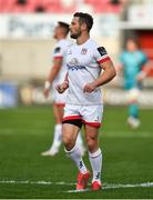 25 October 2020; John Cooney of Ulster during the Guinness PRO14 match between Ulster and Dragons at Kingspan Stadium in Belfast. Photo by David Fitzgerald/Sportsfile
