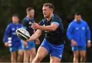 28 October 2020; Liam Turner during Leinster Rugby squad training at UCD in Dublin. Photo by Matt Browne/Sportsfile
