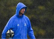 28 October 2020; Leinster head coach Leo Cullen during Leinster Rugby squad training at UCD in Dublin. Photo by Matt Browne/Sportsfile