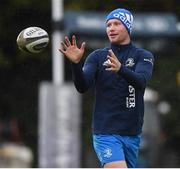 28 October 2020; Ciarán Frawley during Leinster Rugby squad training at UCD in Dublin. Photo by Matt Browne/Sportsfile