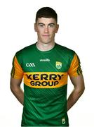27 October 2020; Ronan Buckley during a Kerry Football squad portraits session at the Kerry GAA Centre of Excellence in Currans, Kerry. Photo by Brendan Moran/Sportsfile