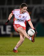 30 October 2020; Grainne Rafferty of Tyrone during the TG4 All-Ireland Senior Ladies Football Championship Round 1 match between Tyrone and Armagh at Kingspan Breffni Park in Cavan. Photo by Stephen McCarthy/Sportsfile