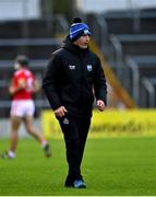 31 October 2020; Waterford manager Liam Cahill during the Munster GAA Hurling Senior Championship Semi-Final match between Cork and Waterford at Semple Stadium in Thurles, Tipperary. Photo by Brendan Moran/Sportsfile