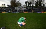 31 October 2020; Raymond Galligan of Cavan following the Ulster GAA Football Senior Championship Preliminary Round match between Monaghan and Cavan at St Tiernach's Park in Clones, Monaghan. Photo by Stephen McCarthy/Sportsfile
