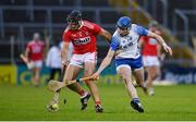 31 October 2020; Christopher Joyce of Cork in action against Austin Gleeson of Waterford during the Munster GAA Hurling Senior Championship Semi-Final match between Cork and Waterford at Semple Stadium in Thurles, Tipperary. Photo by Brendan Moran/Sportsfile