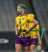 31 October 2020; Conor McDonald of Wexford following the Leinster GAA Hurling Senior Championship Semi-Final match between Galway and Wexford at Croke Park in Dublin. Photo by Ramsey Cardy/Sportsfile