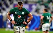 31 October 2020; A dejected CJ Stander of Ireland near the end of the Guinness Six Nations Rugby Championship match between France and Ireland at Stade de France in Paris, France. Photo by Sportsfile