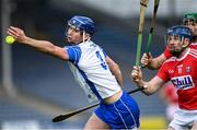 31 October 2020; Conor Prunty of Waterford in action against Conor Lehane of Cork during the Munster GAA Hurling Senior Championship Semi-Final match between Cork and Waterford at Semple Stadium in Thurles, Tipperary. Photo by Piaras Ó Mídheach/Sportsfile