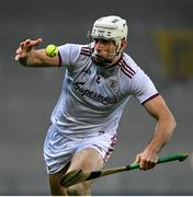 31 October 2020; Gearóid McInerney of Galway during the Leinster GAA Hurling Senior Championship Semi-Final match between Galway and Wexford at Croke Park in Dublin. Photo by Ramsey Cardy/Sportsfile