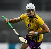 31 October 2020; Rory O'Connor of Wexford during the Leinster GAA Hurling Senior Championship Semi-Final match between Galway and Wexford at Croke Park in Dublin. Photo by Ramsey Cardy/Sportsfile