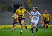 31 October 2020; Jack O'Connor of Wexford during the Leinster GAA Hurling Senior Championship Semi-Final match between Galway and Wexford at Croke Park in Dublin. Photo by Ramsey Cardy/Sportsfile