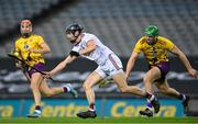 31 October 2020; Seán Loftus of Galway during the Leinster GAA Hurling Senior Championship Semi-Final match between Galway and Wexford at Croke Park in Dublin. Photo by Ramsey Cardy/Sportsfile