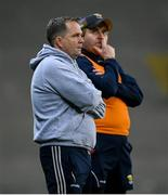 31 October 2020; Wexford manager Davy Fitzgerald during the Leinster GAA Hurling Senior Championship Semi-Final match between Galway and Wexford at Croke Park in Dublin. Photo by Ramsey Cardy/Sportsfile