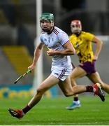 31 October 2020; Cathal Mannion of Galway during the Leinster GAA Hurling Senior Championship Semi-Final match between Galway and Wexford at Croke Park in Dublin. Photo by Ramsey Cardy/Sportsfile